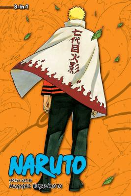 Naruto (3-in-1 Edition), Vol. 24 cover image