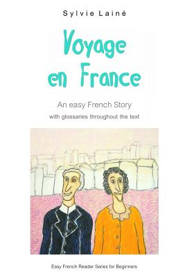 Voyage En France: An Easy French Story Cover Image
