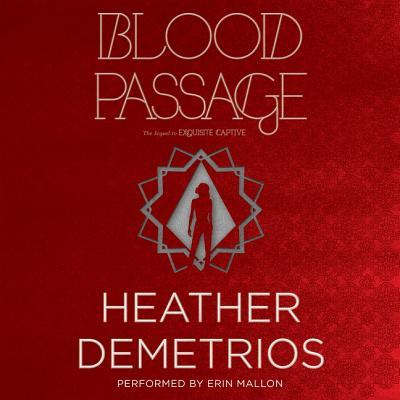 Cover for Blood Passage Lib/E (Dark Caravan Cycle #2)