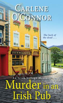 Murder in an Irish Pub (An Irish Village Mystery #4) Cover Image