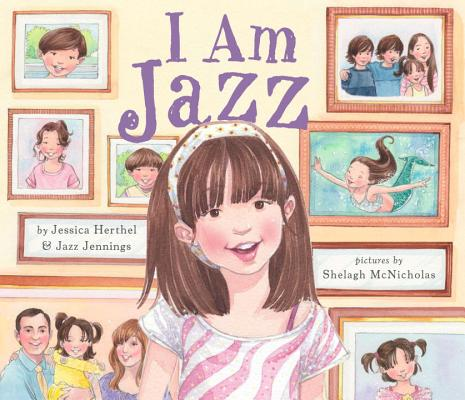 I Am Jazz Cover Image