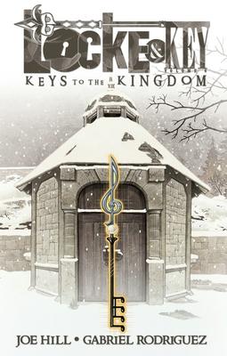 Locke & Key, Vol. 4: Keys to the Kingdom Cover Image