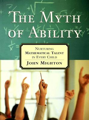 The Myth of Ability Cover