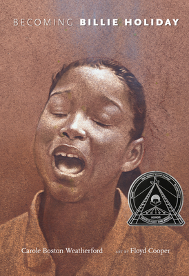 Becoming Billie Holiday Cover