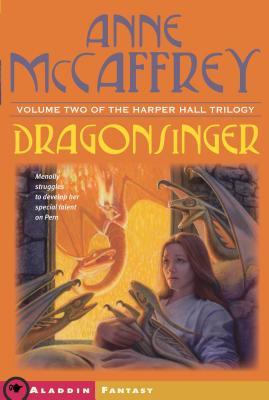 Dragonsinger (Harper Hall of Pern #2) Cover Image