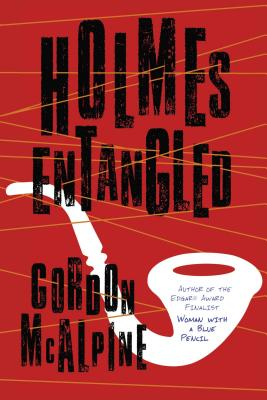Cover for Holmes Entangled