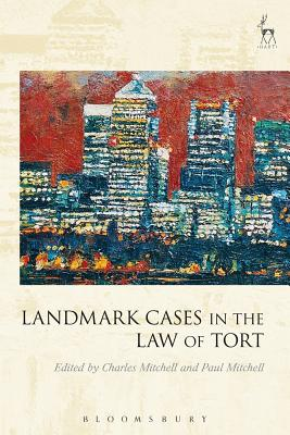 Landmark Cases in the Law of Tort Cover Image