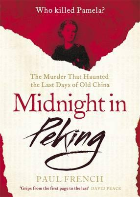 Cover for Midnight in Peking