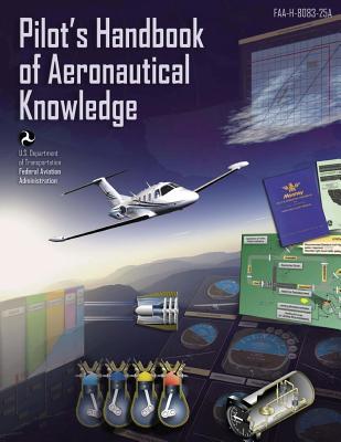 Pilot's Handbook of Aeronautical Knowledge Cover Image