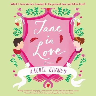 Jane in Love Cover Image