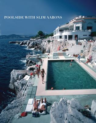 Poolside With Slim Aarons Cover Image