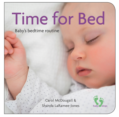 Time for Bed (Baby Steps) Cover Image