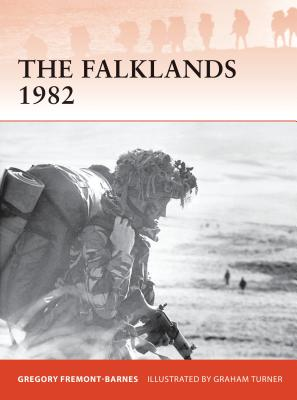 The Falklands 1982 Cover