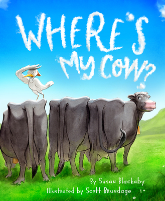 Cover for Where's My Cow?