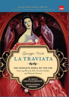 Cover for La Traviata (Book and CD's)