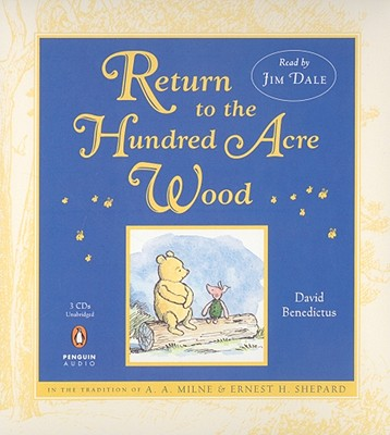 Cover for Return to the Hundred Acre Wood