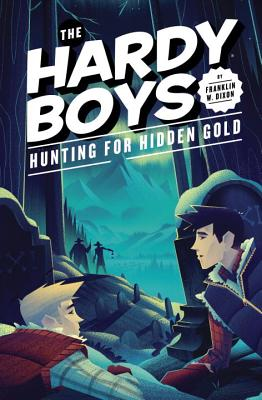Hunting for Hidden Gold #5 (The Hardy Boys #5) Cover Image