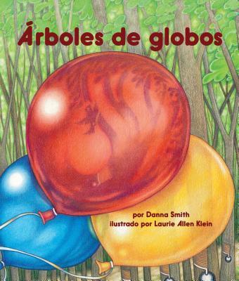 Cover for Arboles de Globos = Balloon Trees