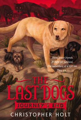 The Last Dogs: Journey's End Cover Image