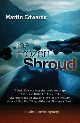The Frozen Shroud (Lake District Mysteries #6) Cover Image