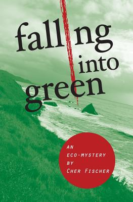 Falling Into Green Cover