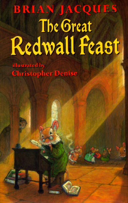 The Great Redwall Feast Cover