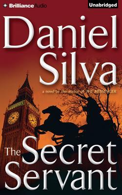 The Secret Servant (Gabriel Allon Novels) Cover Image