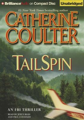 TailSpin (FBI Thriller #12) Cover Image