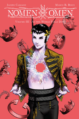 Cover for Nomen Omen, Volume 3