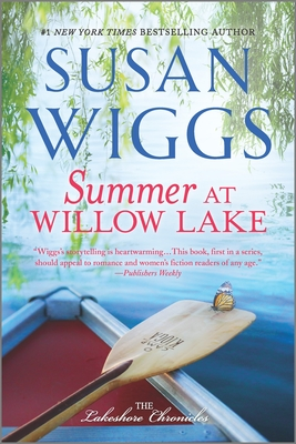 Cover for Summer at Willow Lake (Lakeshore Chronicles #1)