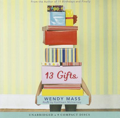 13 Gifts - Audio Library Edition Cover Image