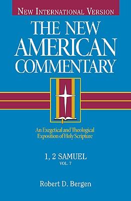 1, 2 Samuel Cover