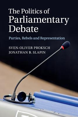 The Politics of Parliamentary Debate Cover Image
