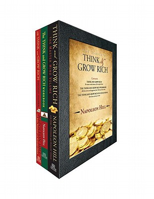 Think and Grow Rich: The Complete Think and Grow Rich Box Set Cover Image