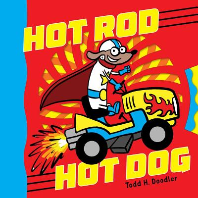 Cover for Hot Rod Hot Dog