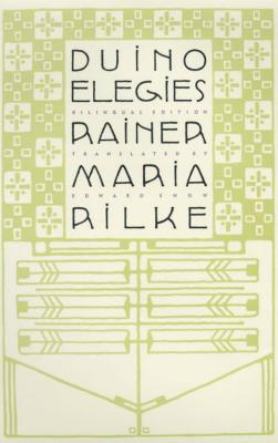 Duino Elegies: A Bilingual Edition Cover Image