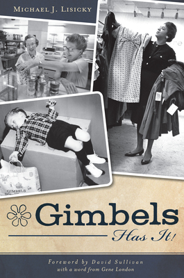 Gimbels Has It! Cover