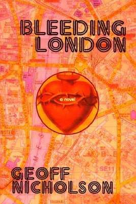Cover for Bleeding London