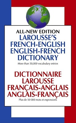 Larousse French English Dictionary Cover Image