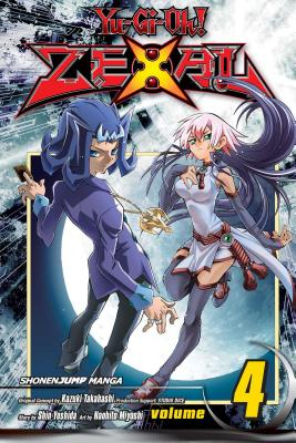 Yu-Gi-Oh! Zexal, Volume 4 [With Trading Card] Cover