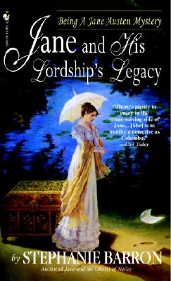 Jane and His Lordship's Legacy Cover Image