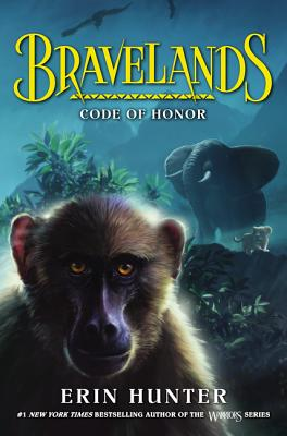 Bravelands #2: Code of Honor Cover Image
