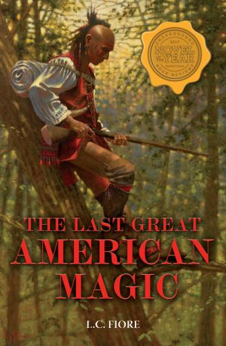 The Last Great American Magic Cover