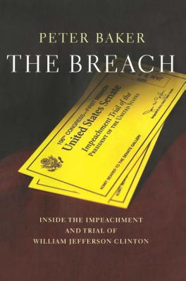 The Breach: Inside the Impeachment and Trial of William Jeffer Cover Image