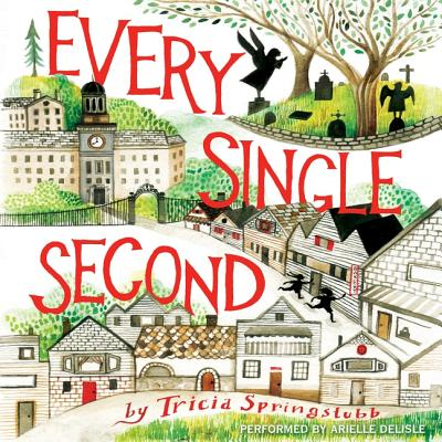 Cover for Every Single Second
