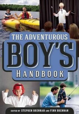 The Adventurous Boy's Handbook Cover Image
