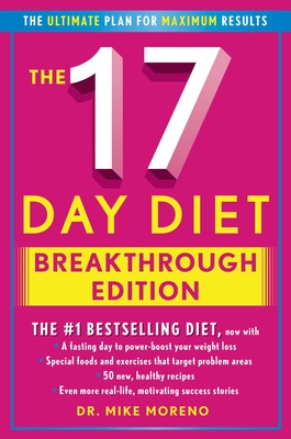 The 17 Day Diet Breakthrough Edition Cover