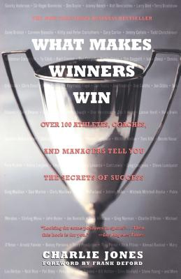 What Makes Winners Win Cover