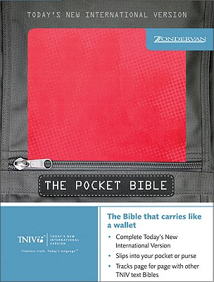 Pocket Bible-TNIV Cover Image