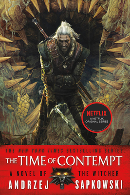 The Time of Contempt Lib/E (Witcher #2) Cover Image
